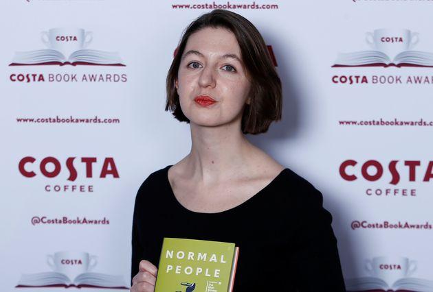 Sally Rooney, ici au mois de janvier 2019, n'a pas encore trouvé de maison d'édition israélienne qui remplisse les bonnes conditions pour éditer son dernier livre.