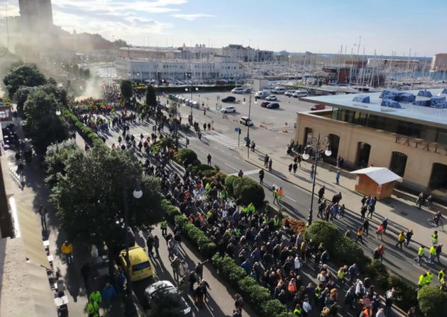 Manifestazione portuali