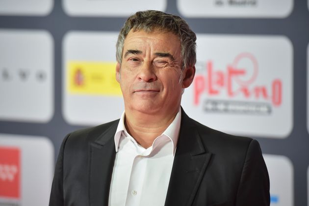 Eduard Fernandez en los Platino Awards 2021 en