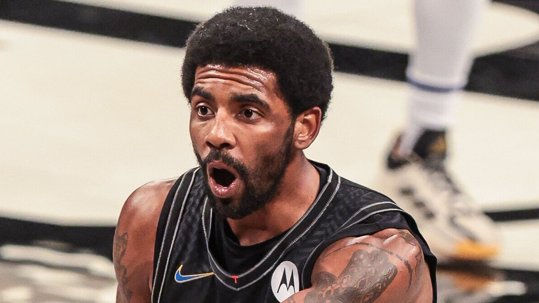 Kyrie Irving's Anti-Vaccine Explanation Ripped As 'Both Bull And S**t'