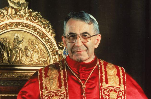 Papa Luciani sarà