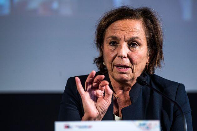 La ministra dell'Interno Luciana Lamorgese partecipa al Festival delle