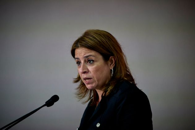 Adriana Lastra, vicesecretaria de organización del