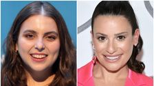Beanie Feldstein Says She Had No Clue Lea Michele Wanted To Be In 'Funny Girl'