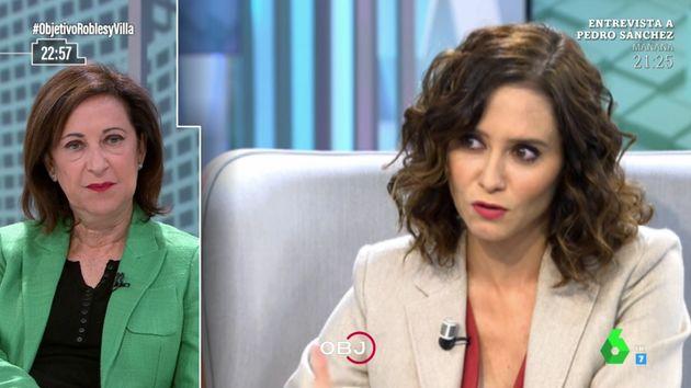 Margarita Robles, en 'El