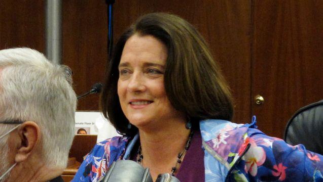 Anti-Mask Alaska State Senator Gets COVID-19, Touts Unproven Treatments.jpg