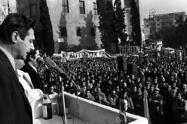 Luciano Lama, uomo del sindacato e delle