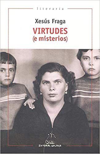 Portada de 'Virtudes (e misterios)' de Xesús