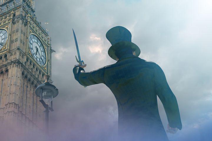 Jack el Destripador en Londres.