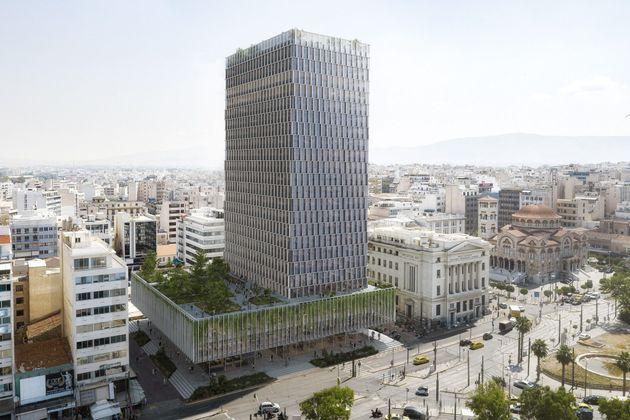 Βιοκλιματικό κτήριο θα γίνει ο Πύργος