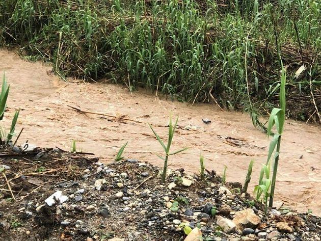 Χαλάζι, τόνους λάσπης αλλά και ποταμούς που σχεδόν γέμισαν, έφερε το νέο κύμα κακοκαιρίας στην