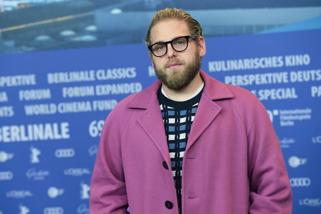 Jonah Hill pictured in