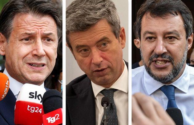 Conte/Orlando/Salvini