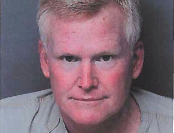 Alex Murdaugh, in a photo provided by Hampton County Detention Center. (Hampton County Detention Center via AP)