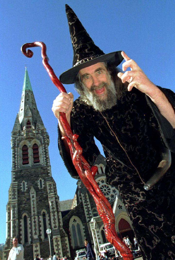 El mago en la década de 1990.
