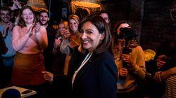 Anne Hidalgo, elegida candidata del Partido Socialista para las presidenciales de Francia de
