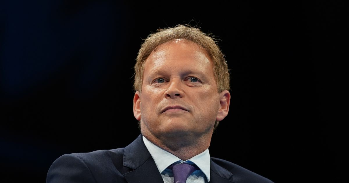 Grant Shapps Struggles To Explain Why His New Lorry Driver Rules Are A Good Idea