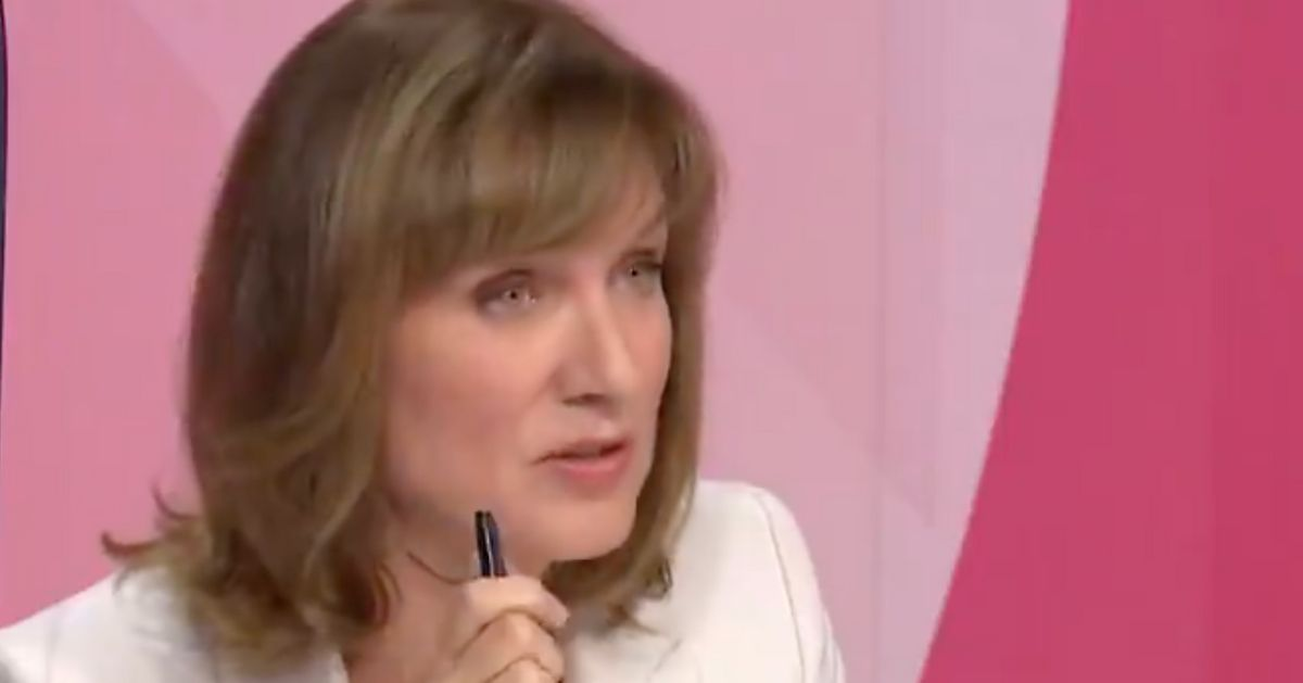 Fiona Bruce Asks Labour To Apologise For Covid Despite Not Actually Being In Power