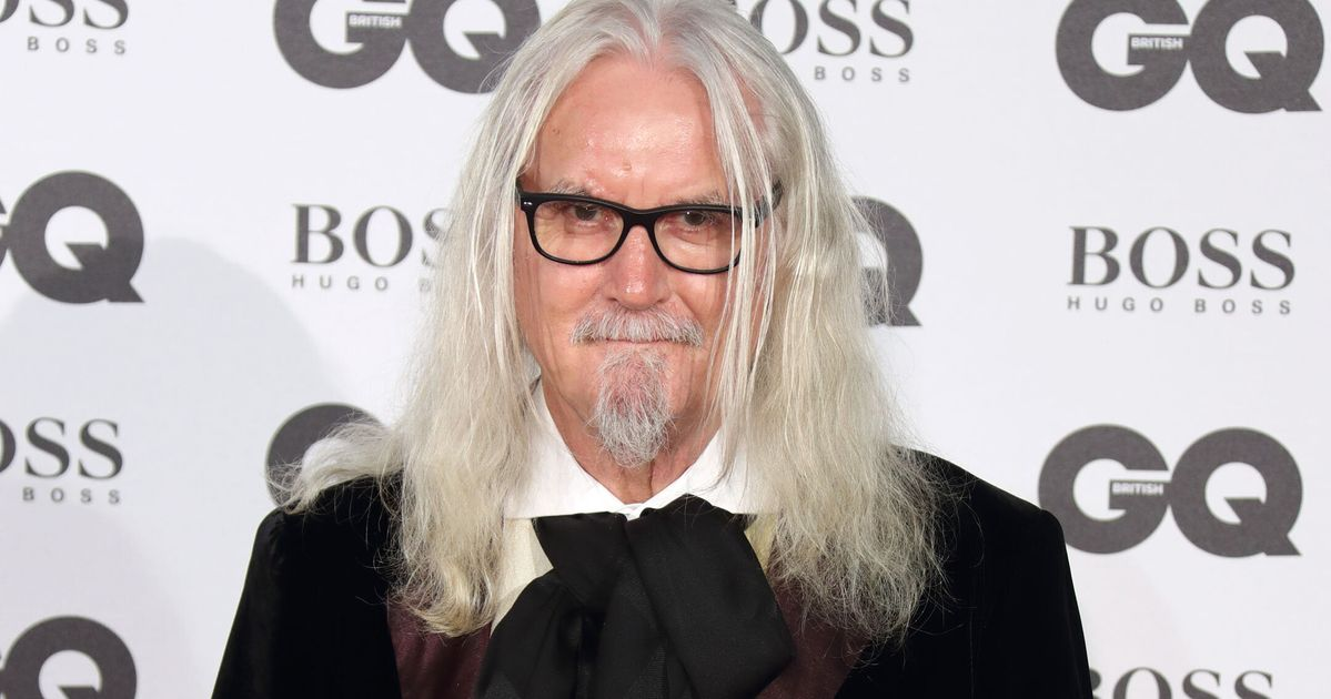 Sir Billy Connolly 'Heartbroken' Over Losing The Ability To Write Due To Parkinson's Disease