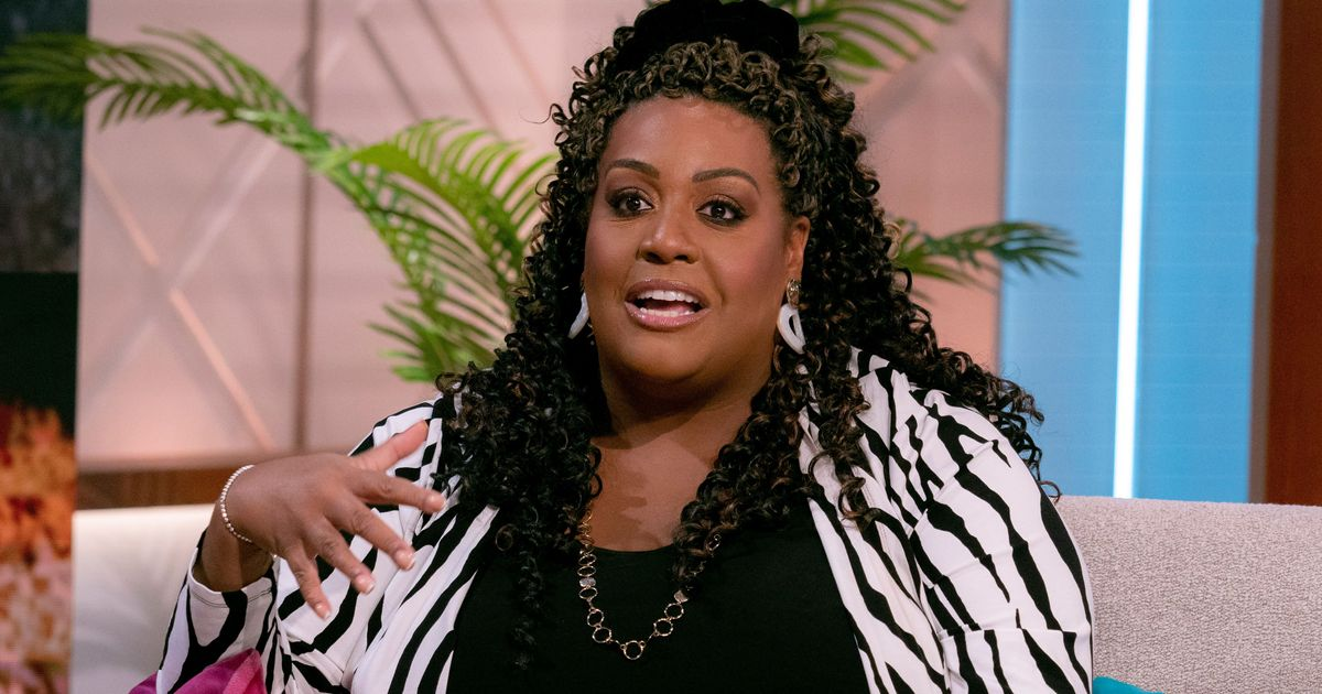 Alison Hammond Opens Up About How School Bullying Has Left Her With PTSD