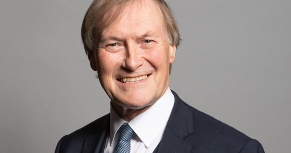 Tory MP David Amess Dies After Being Stabbed At Constituency Surgery