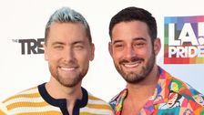 Lance Bass And Michael Turchin Welcome Twins Violet And Alexander