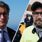 Zeno D'Agostino e 'Ciccio' Puzzer: l'altro ballottaggio di