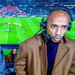 Pour son premier match de L1 commenté sur Prime, Thierry Henry impressionne les