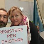 OccupyRegioneLazio. Sfrattati Barillari e Cunial: