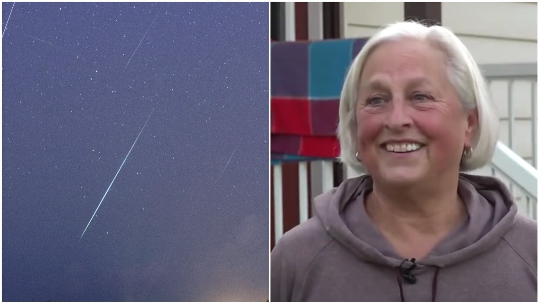 Meteorite Crashes Through Home, Lands In Sleeping Woman's Bed