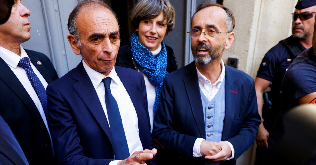 Robert Ménard implore Zemmour et Le Pen de s'unir pour la présidentielle