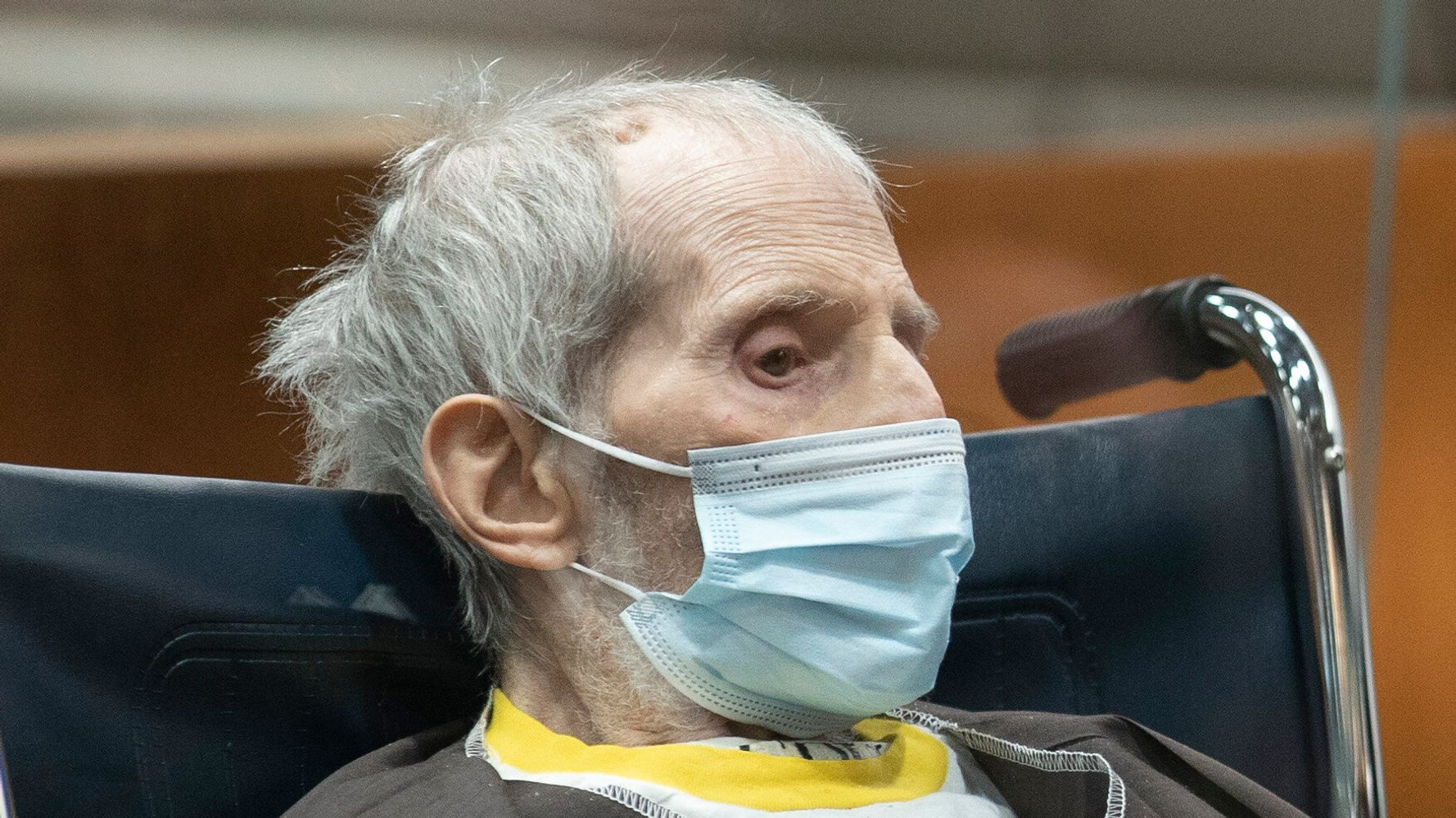 Robert Durst Is On A Ventilator With COVID-19: Reports