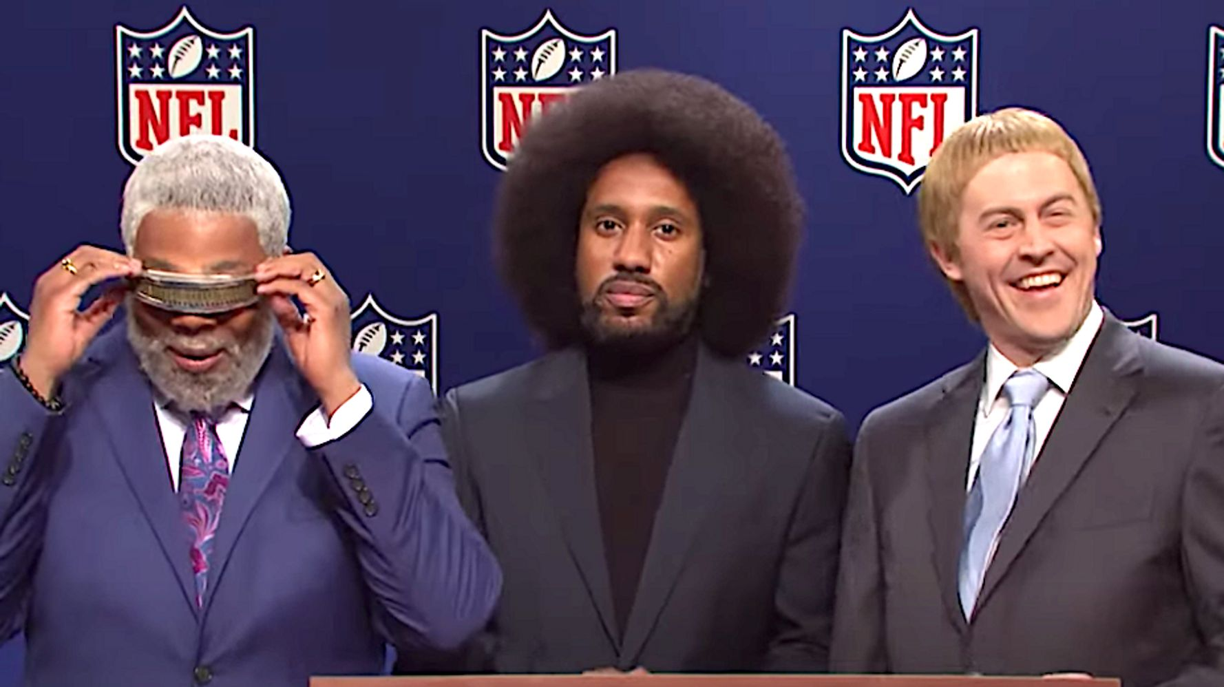 'Colin Kaepernick' Reminds 'SNL' Who Was Right About The NFL All Along