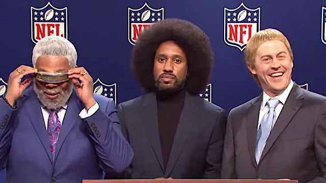 'Colin Kaepernick' Reminds 'SNL' Who Was Right About The NFL All Along.jpg