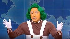 Bowen Yang Does Hilarious 'SNL' Take On An Oompa-Loompa Inadvertently Coming Out