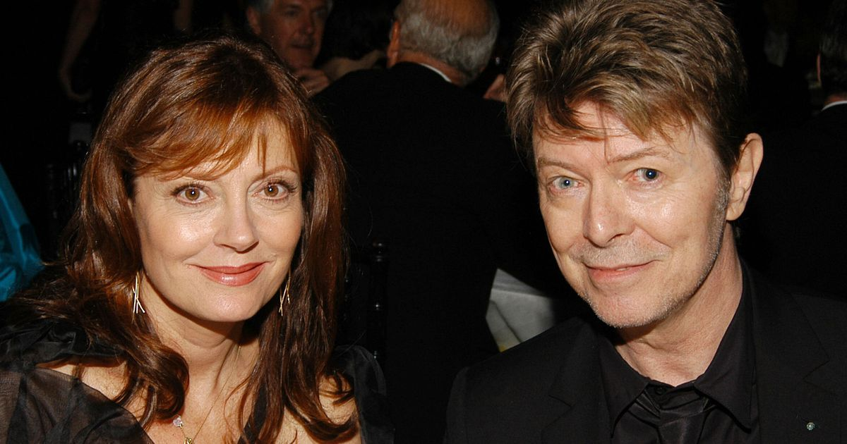 Susan Sarandon Recalls Final Conversation With Ex-Lover David Bowie: 'We Said Things That Needed To Be Said'
