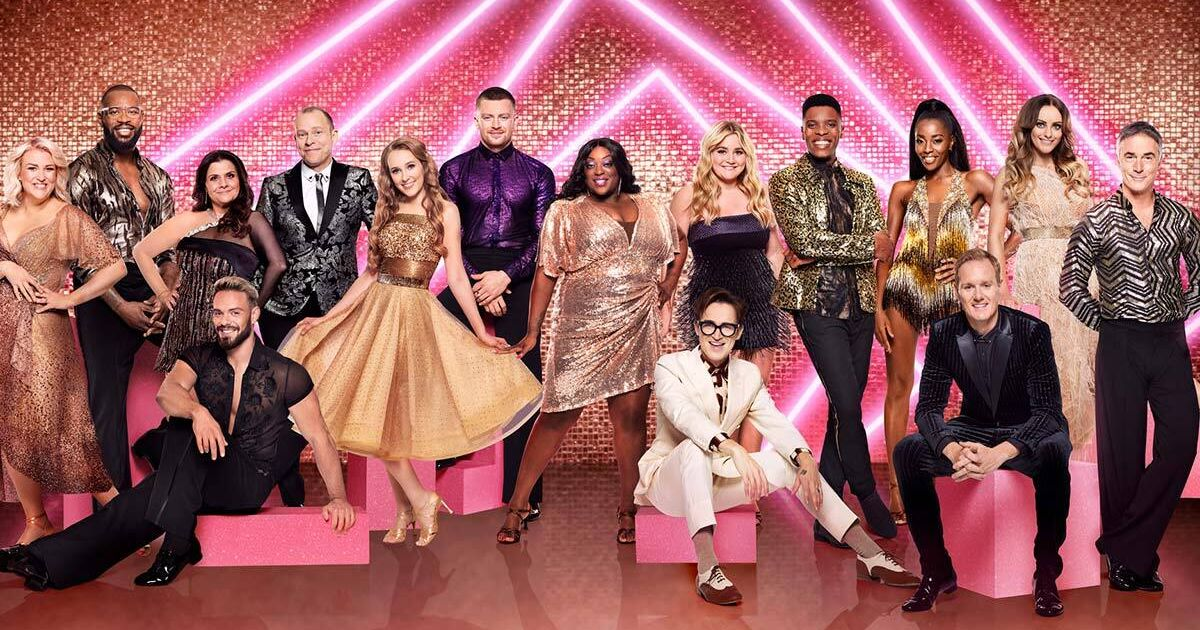 Strictly Says Farewell To Another Celeb Following Mistake-Laden Dance-Off