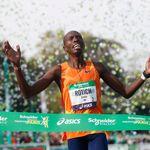 Le record de l'épreuve largement battu pour le retour du marathon de