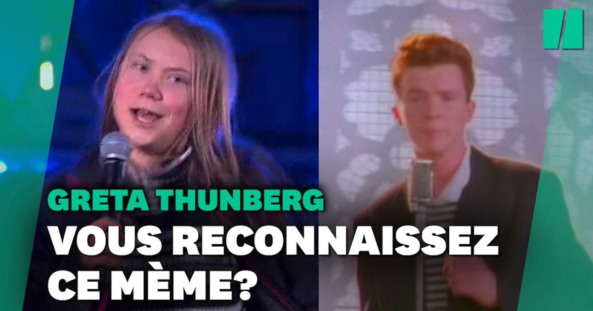 Greta Thunberg a misé sur un célèbre mème pour mobiliser avant la COP26