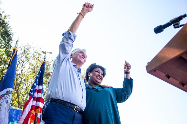 Top Democrats are calling for black voters in the Virginia Governor's Race