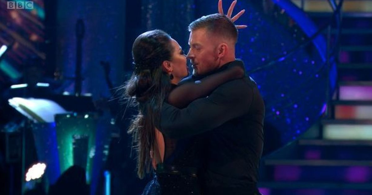 Adam Peaty Hits Out At 'Gossip' After Viewers Think He 'Almost Kisses' His Strictly Partner Katya Jones