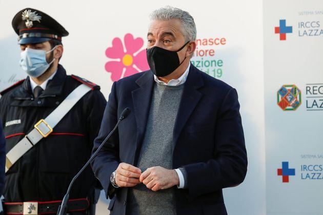 Inchiesta mascherine, Arcuri indagato e interrogato dai pm a Roma