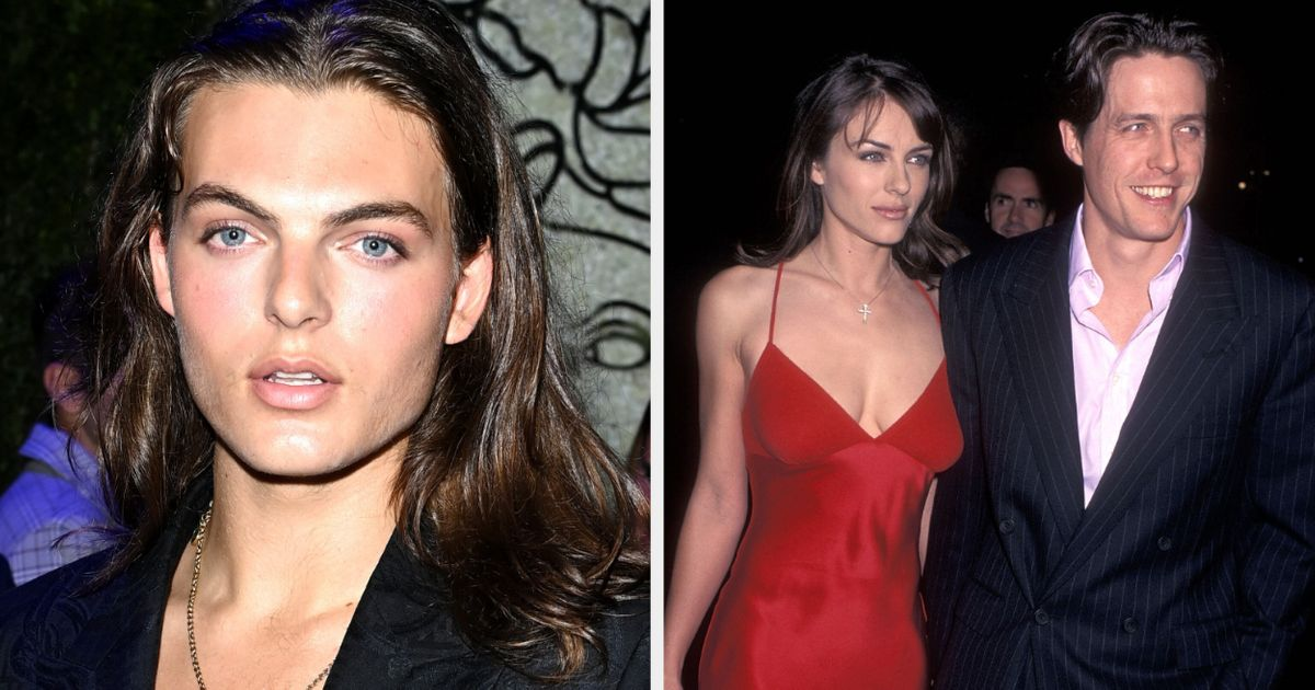 Liz Hurley's Son Damian Reveals The Cheeky Nickname Hugh Grant Has For Him And His Famous Mum