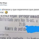 Un bar de Sevilla publica el surrealista comentario que le ha dejado un cliente en un