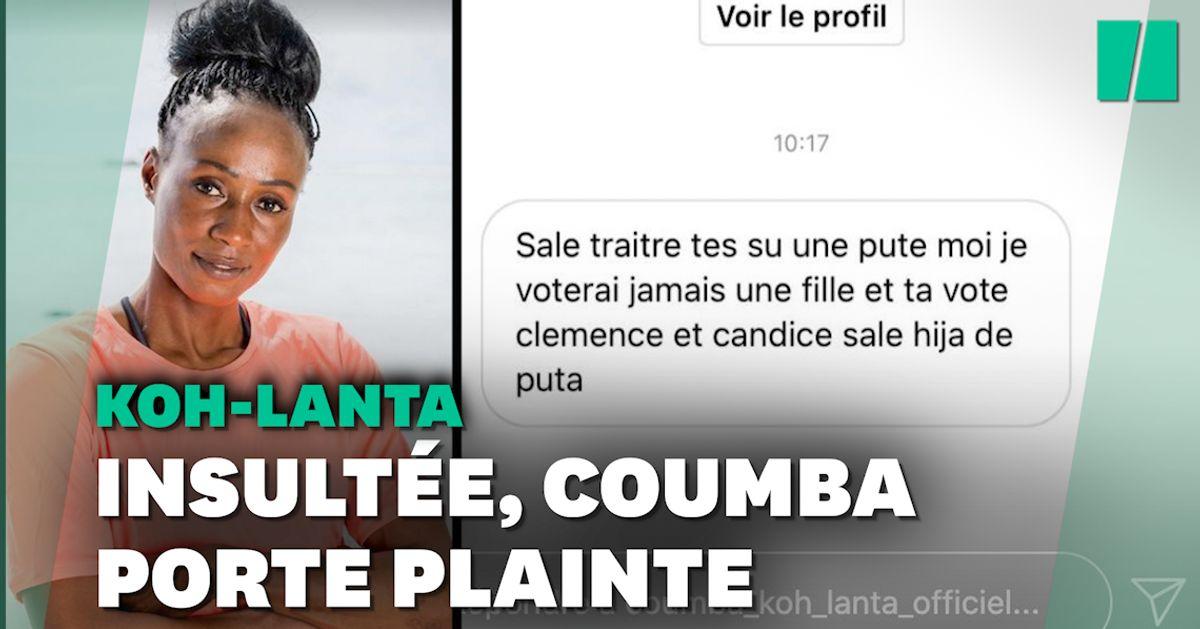 Coumba de Koh Lanta porte plainte après des insultes d'internautes sur les réseaux sociaux