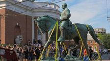 A Black Heritage Center Has Submitted A Proposal To Melt Down Charlottesville's Lee Statue