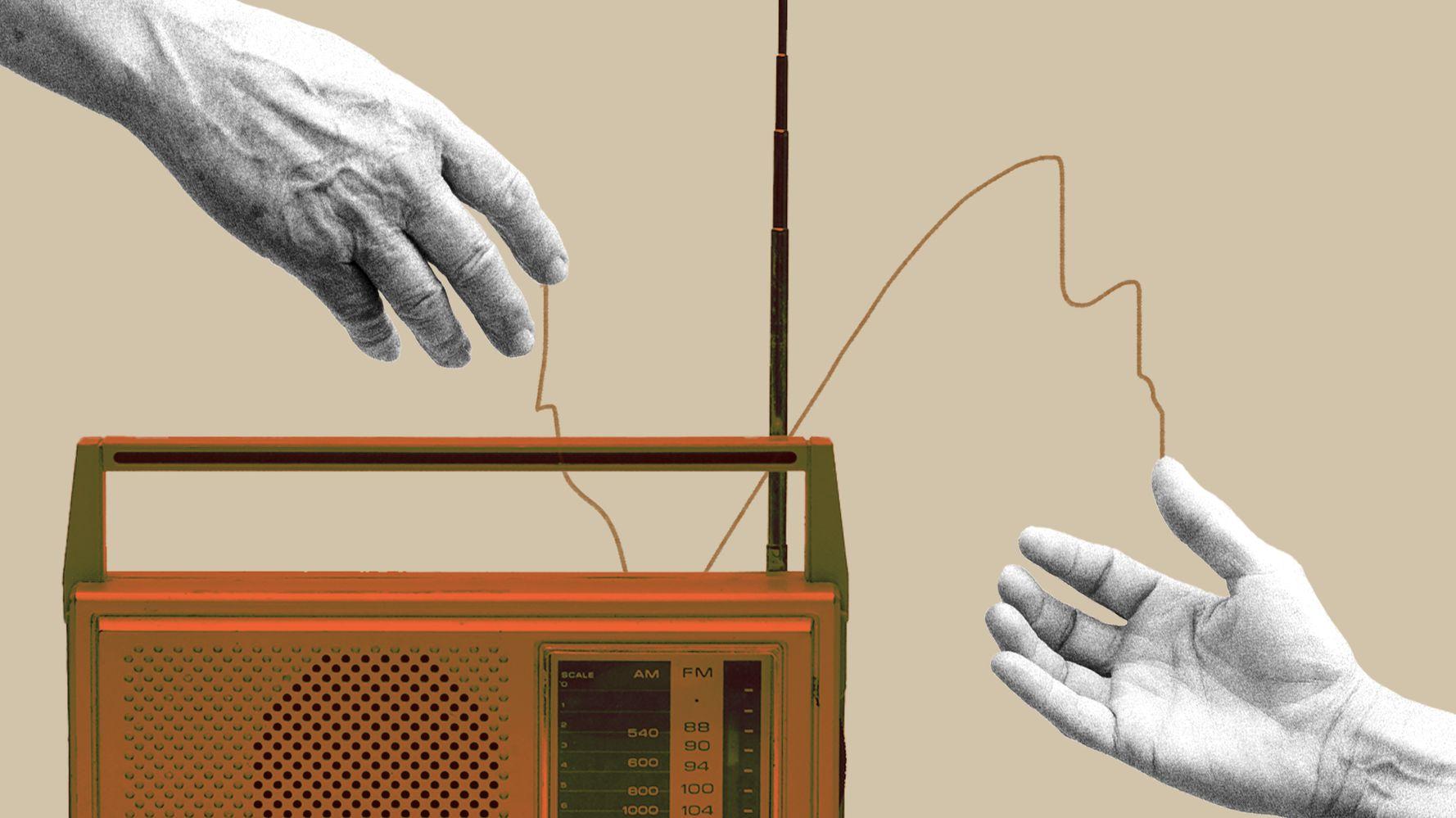 How Spanish-Language Radio Helped Radicalize A Generation Of Miami Abuelos