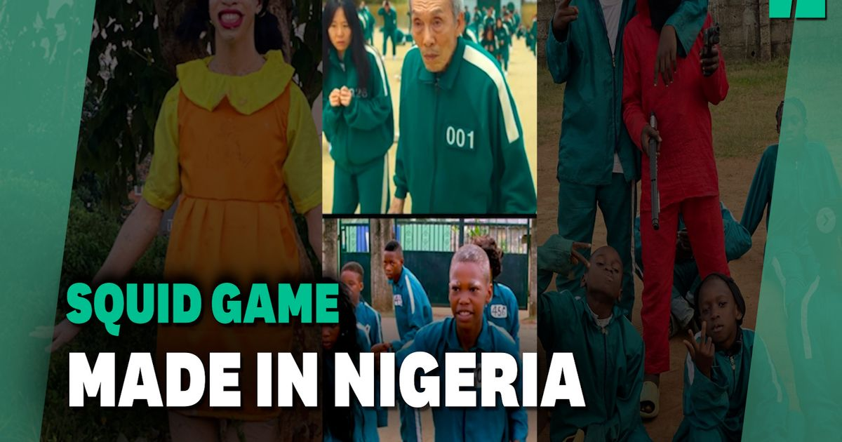 "Ce ""Squid Game"" version Nigéria n'a (presque) rien à envier à l'original"