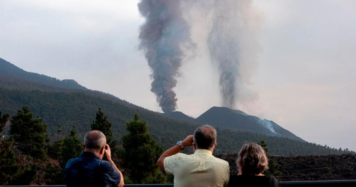 El avance de la lava en La Palma entra en una fase de estabilidad y lentitud