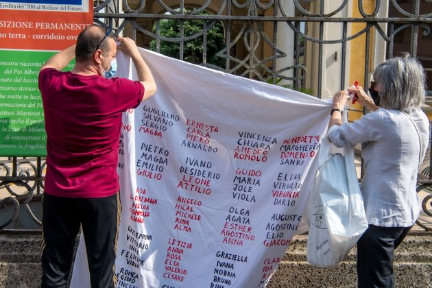 300 morti per Covid al Pio Albergo Trivulzio, pm chiede di archiviare